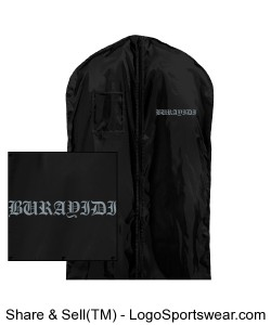 Garment Bag - 25W x 47H Design Zoom